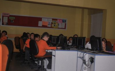 Safa College Computer Lab