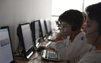Ses Okulları Bilgisayar Laboratuvarı Ncomputing Kullanımı