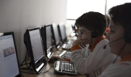 Ses Schools Computer Lab