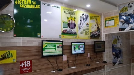 Iddaa Betting Shops projects