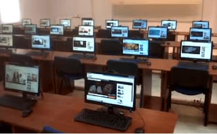 Dumlupınar Üniversitesi Laboratuvarı